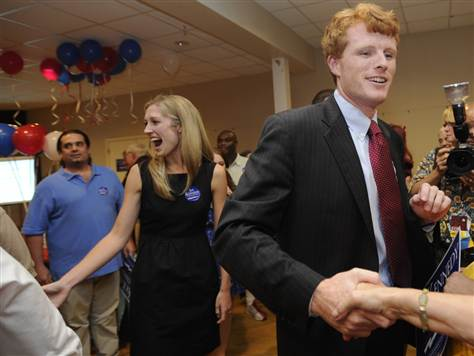 Big bash at Joe Kennedy's place this weekend….and you're invited!