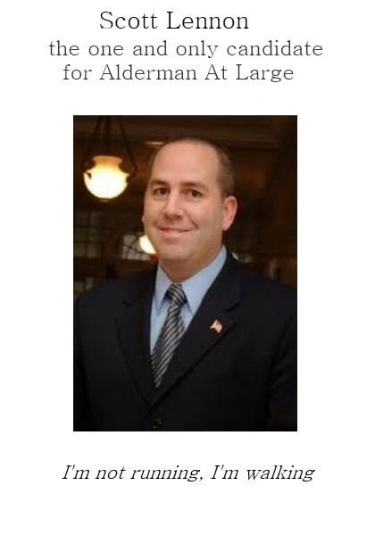 Newton Firefighters Association endorses Scott Lennon for mayor
