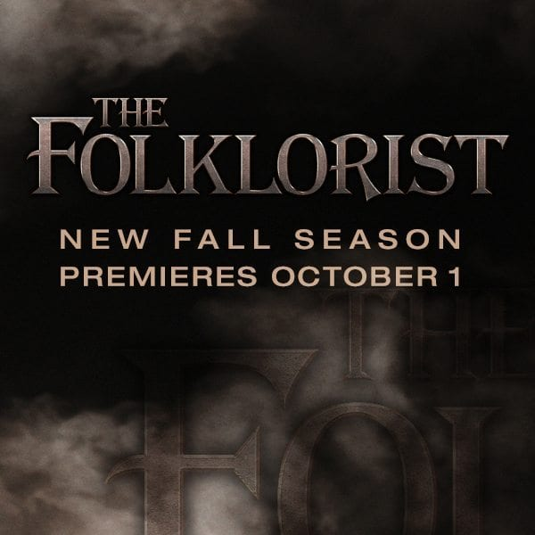 NewTV's The Folklorist Premieres New Fall Season