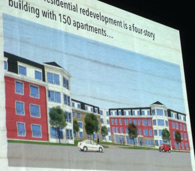 Density is big concern at Rowe St 40B community meeting