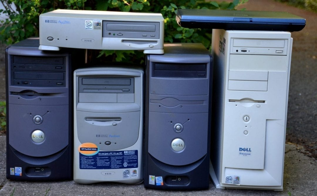 Recycle Your Computers !