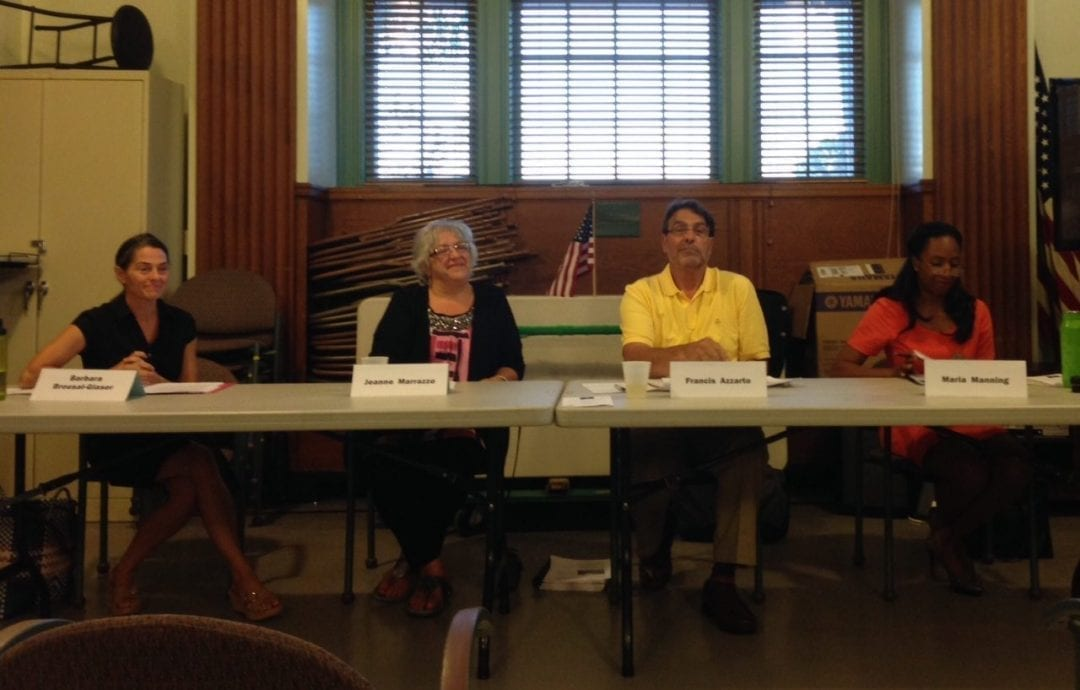 Ward 3 Alderman candidates meet again, this time at Democratic-sponsored forum
