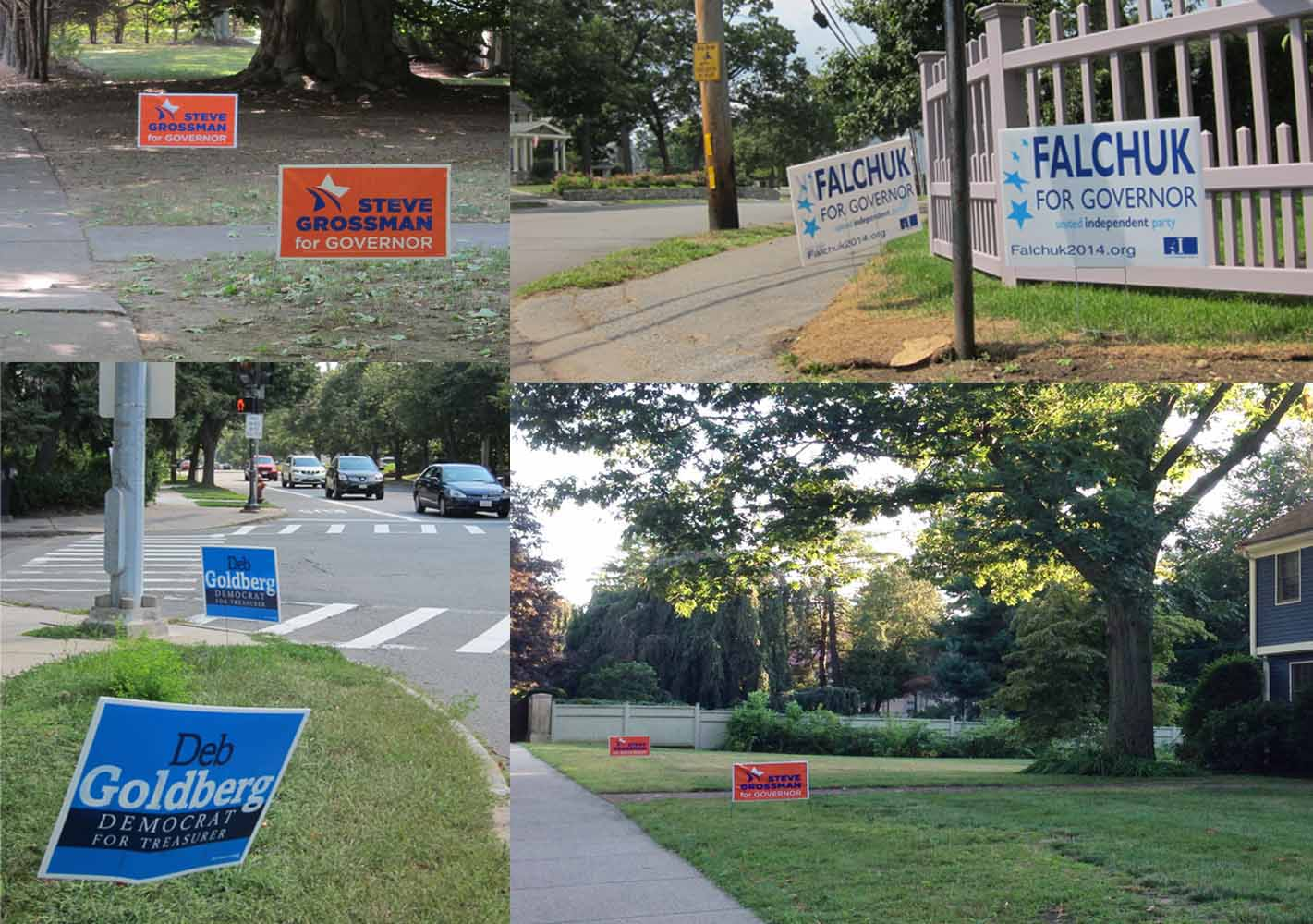 A fun post about political signs