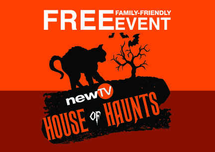 NewTV's House of Haunts This Week