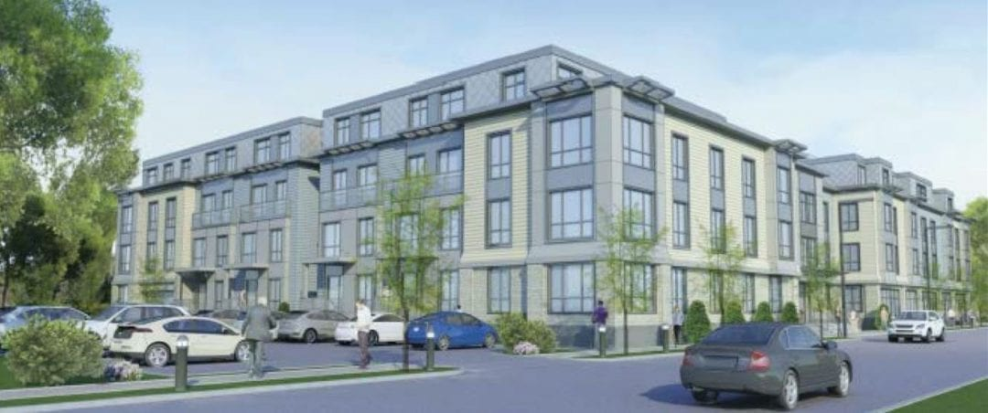 135-unit Rowe Street 40B ZBA hearing opens tonight