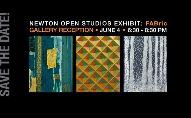 FABric! Art Gallery Reception Tomorrow Night