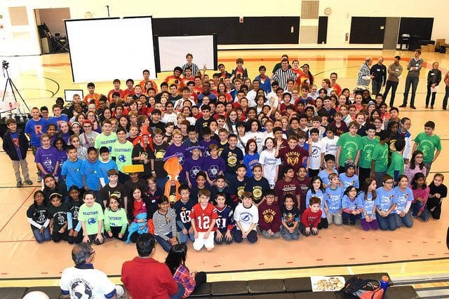 Newton Hosts FIRST Lego League Qualifier