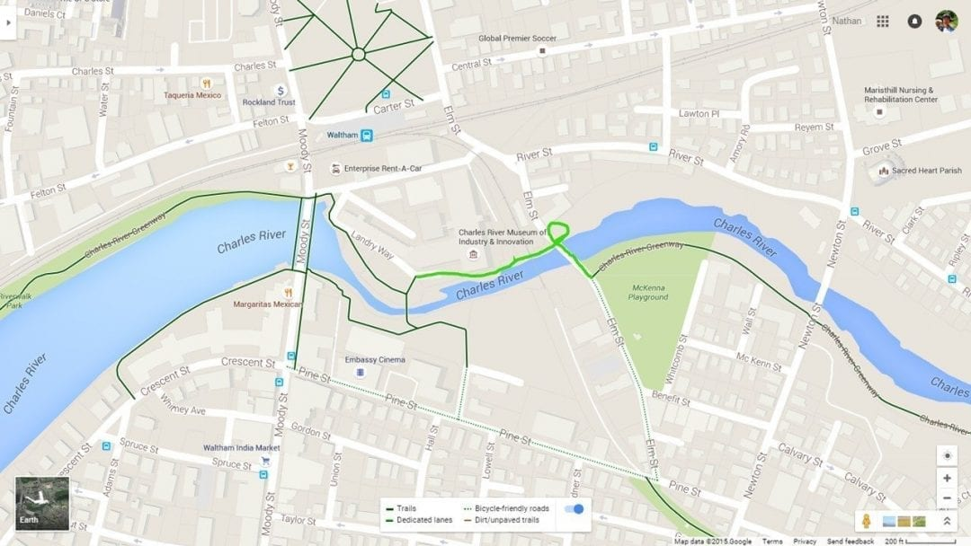 Major gap mended in the Charles River Greenway