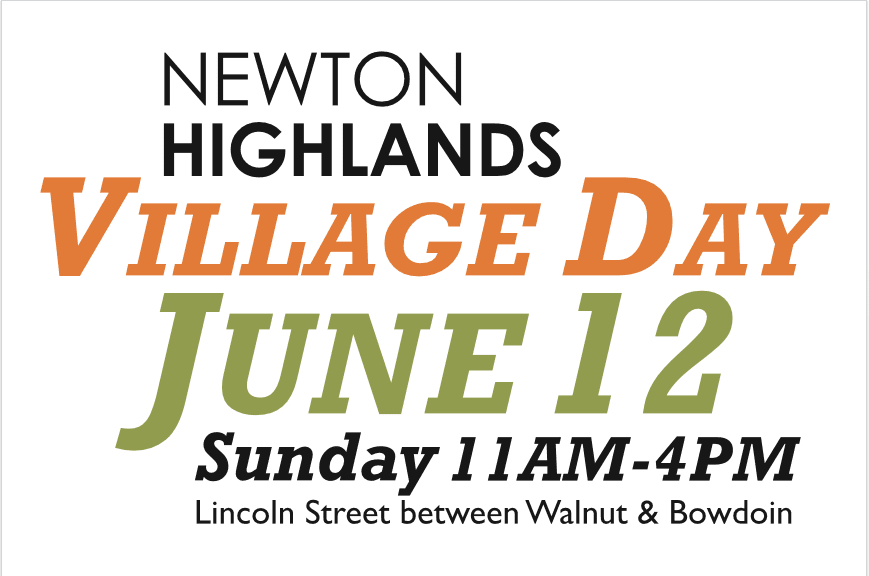 Sunday is Village Day in the Highlands
