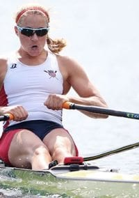 Newton rower wins silver