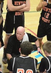 Newton North Boys' Basketball Coach Paul Connolly Reaches 300 Wins