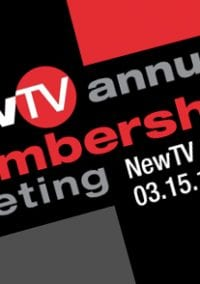 NewTV's Annual Meeting March 15