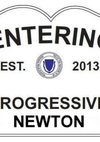 Progressive Newton Endorses in local races