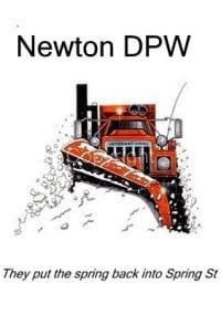 DPW needs your kid's graphic design skills