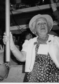 Peg Hannigan, beloved Godmother of Newton's Democratic Party, Passes Away at age 97