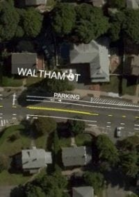 Waltham St. Improvement and Parking