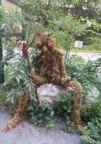 Moss Man wants to meet you