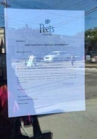 Peet's Reprieve?