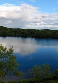 Man drowns at Crystal Lake overnight