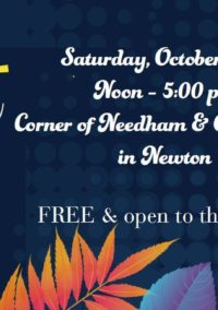 Free family-friendy Fall Festival this Saturday