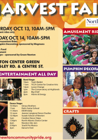 Harvest Fair this weekend