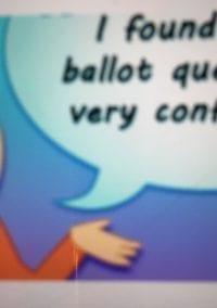 SNL Parodies Ballot Confusion