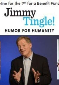 Jimmy Tingle at Newton North