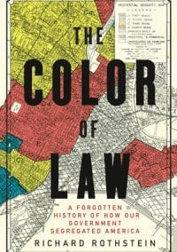 Candidate bounty for reading The Color of Law