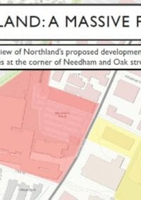 RightSize Newton mobilizes for Tuesday's City Council meeting on Northland project