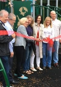 Rededication of the Matty Eappen playground