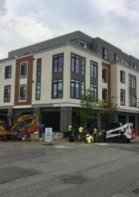 First residents moving into 28 Austin Street in September, public parking opens soon