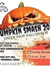 Smash it don't trash it