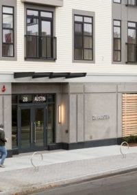 Oran: '28 Austin has rapidly become a new and welcoming addition to Newtonville'