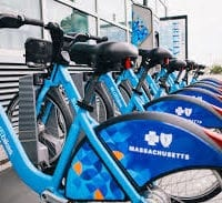 Mayor: City gets grants to launch Wells Ave shuttles and bring Blue Bikes to Newton