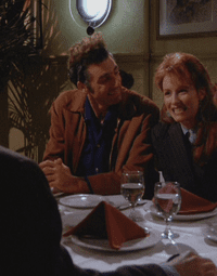 Who knew? The link between Seinfeld's 'low talker' and Johnny's Luncheonette