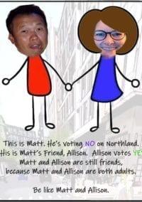 Be like Matt & Allison