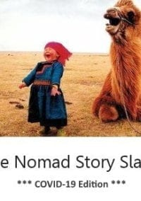 Nomad Story Slam – live on-line tonight