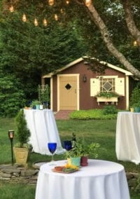 Time for a safe backyard party?