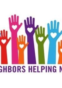 Newton neighbors helping neighbors